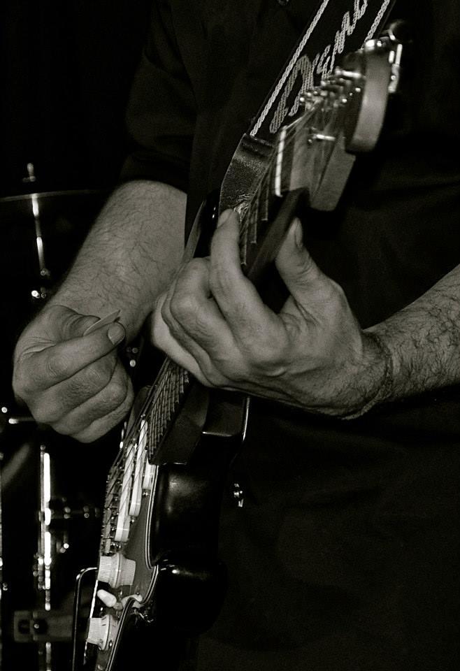 christian brun guitariste, Sandra Isabel