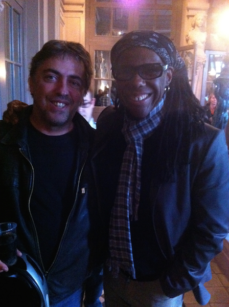 Nile Rodgers, Christian Brun