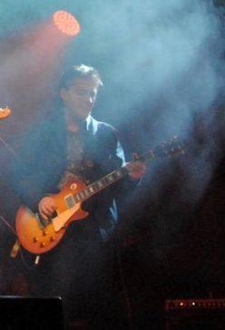 Christian Brun, guitariste, guitare, 2017