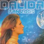 Dalida L'an 2005 christian Brun Guitares